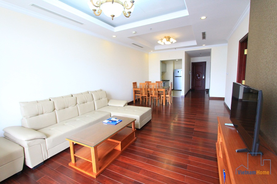 Leasing 2 Bedroom Apartment With Best Price In Royal City Hanoi