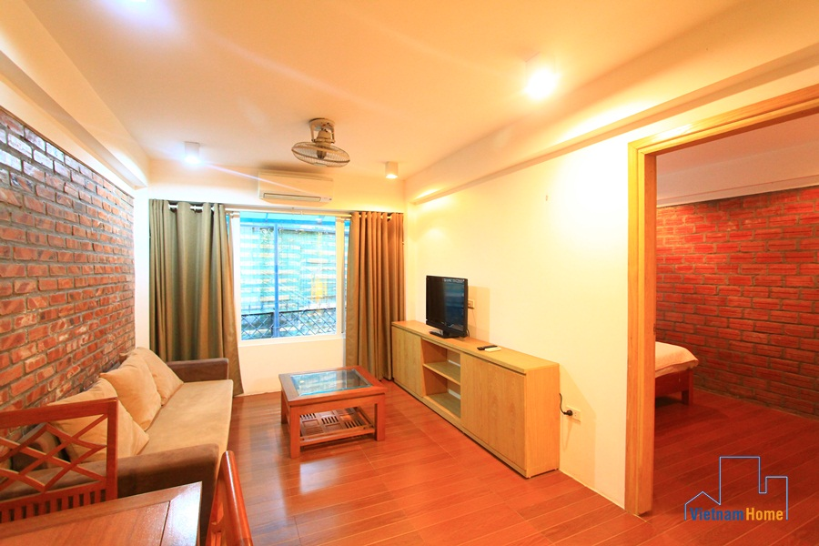 Cheap price 1 bedroom apartment for rent in To Ngoc Van ...