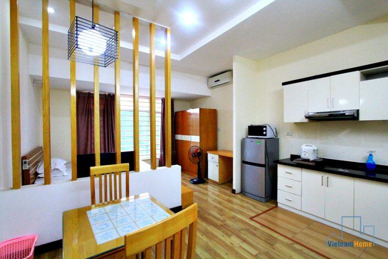 1 bedroom studios for rent in Lang Ha, Dong Da, Hanoi