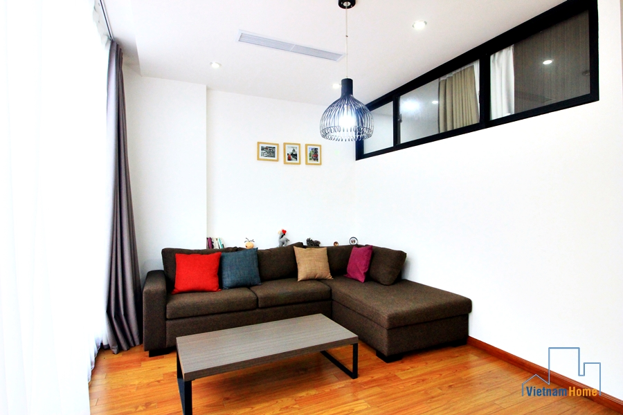 Simple and modern design apartment with nice view for rent in Dang ...