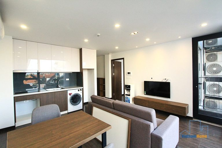 Brand new & modern style 01 bedroom apartments for rent in ...
