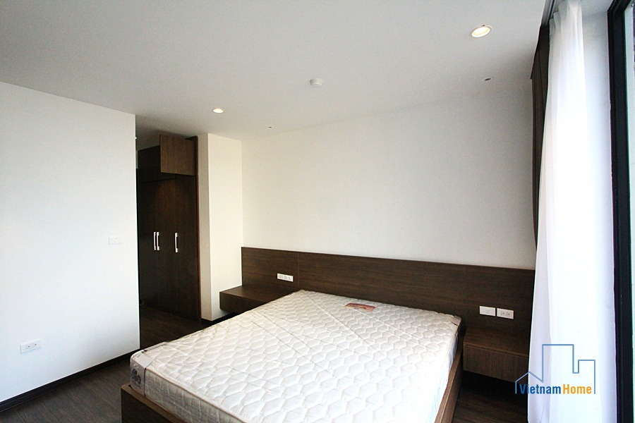 Brand new & modern style 01 bedroom apartments for rent in Tay Ho ...